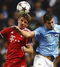 Manchester City v Bayern Munich