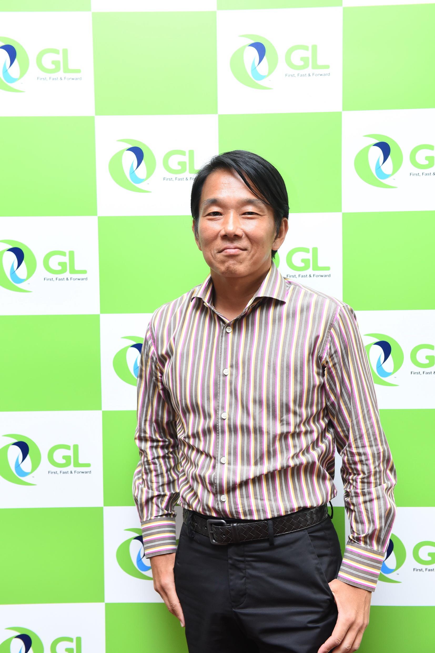 คุณมิทซึจิ โคโนชิตะ CM GL