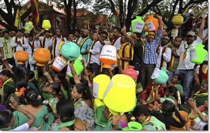 India Water Dispute