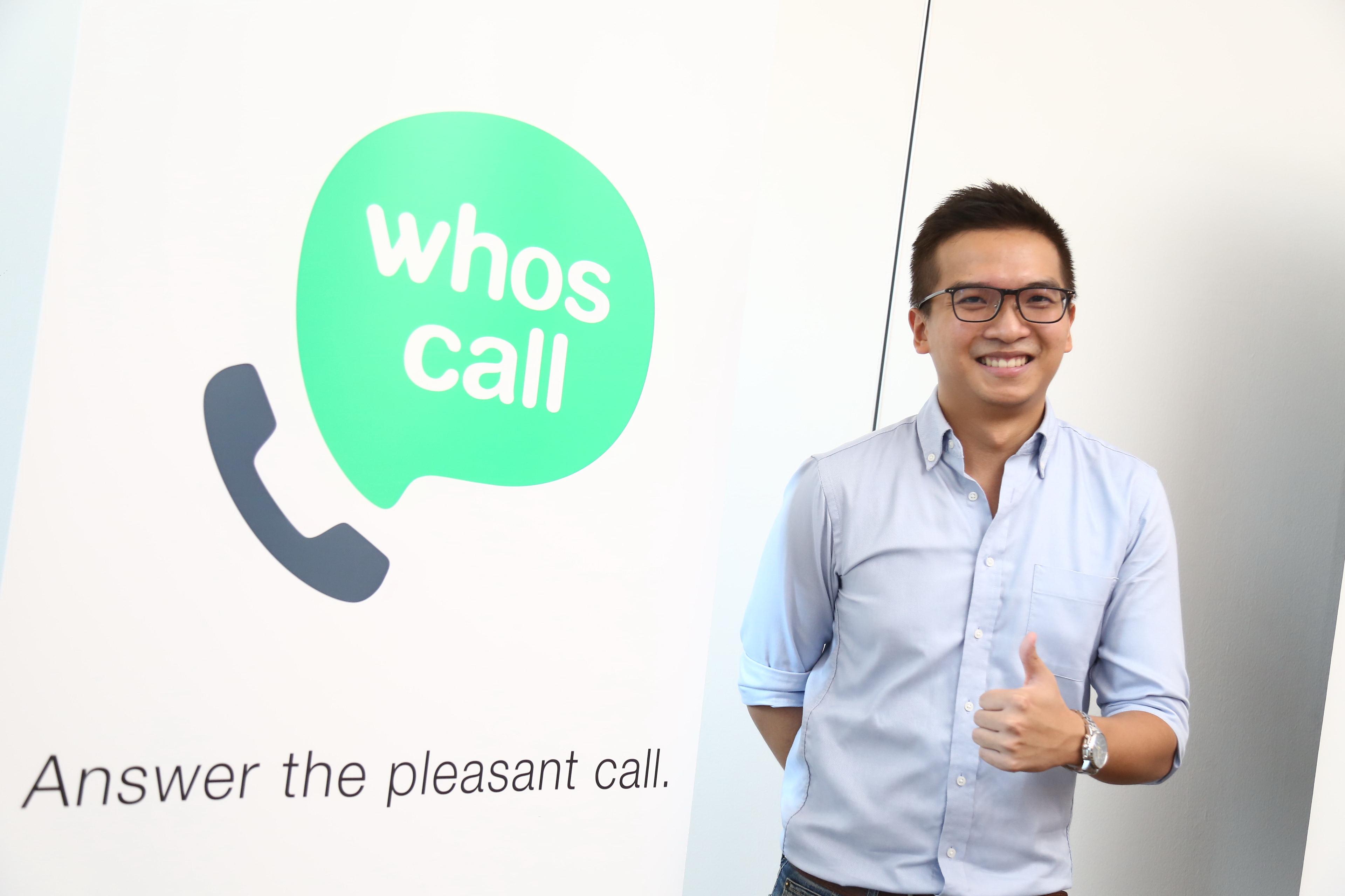 Yuting Liu, Country Manager, Whoscall Thailand 3