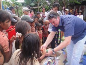 helping poors