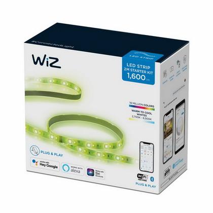 """224 - """"ระบบไฟอัจฉริยะ อิสระในทุกจังหวะของชีวิต"""" วิซ (WIZ) เปิดตัวผลิตภัณฑ์ใหม่ในประเทศไทย - C'mon"""