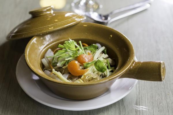 Vegetarian3 - อิ่มเอมทั้งกายและใจ กับเมนูพิเศษฉลองเทศกาลกินเจ ณ ห้องอาหาร แทพเพสทรี โรงแรมแคนทารี โคราช - C'mon