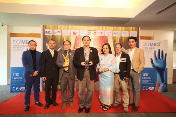 Y2 - น.อ.(พิเศษ) คัมภีร์ คัมภีรญาณนนท์ รับรางวัล Top 10 VIP Golden Egle of Asia Award 2020 และ Asia Best Dimond Award 2020 - C'mon