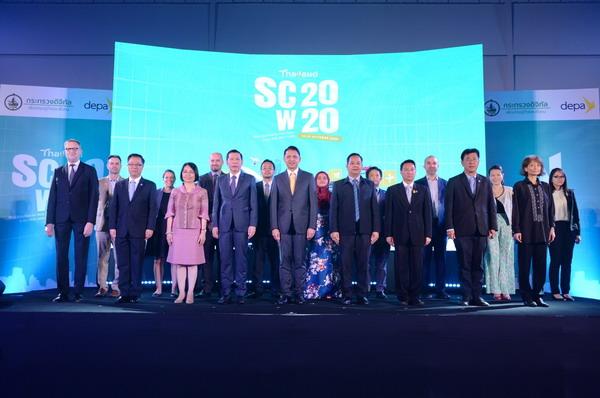 "depa2 - ""ดีป้า"" เนรมิตงาน ""Thailand Smart City Week 2020"" ขับเคลื่อนไทยสู่เมืองอัจฉริยะโลก - C'mon"