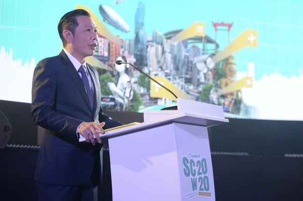 "depa5 - ""ดีป้า"" เนรมิตงาน ""Thailand Smart City Week 2020"" ขับเคลื่อนไทยสู่เมืองอัจฉริยะโลก - C'mon"
